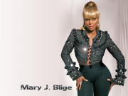Mary J. Blige : One Sexy Wallpaper
