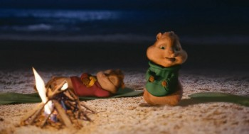 Alvin i Wiewi�rki 3 / Alvin and the Chipmunks Chip Wrecked (2011) 720p.PLDUB.BRRip.Xvid.AC3-Sajmon