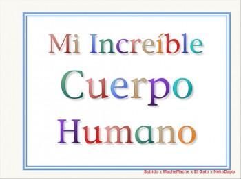 Mi increíble cuerpo humano [Disco Interactivo][Español] 3c22a5188131433