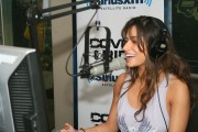 Sarah Shahi - at SiriusXM studios in New York 05/18/12