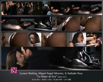 """cndb.com • View topic - Leonor Watling in """"Lo Mejor de ..."""