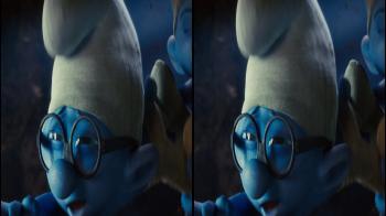 Smerfy / The Smurfs (2011) [Dubbing PL] m1080p.3D Half-SBS.DUAL.AUDIO.AC3.x264~estres