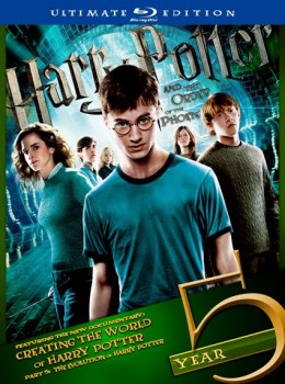Harry Potter and the Order of the Phoenix 2007 m720p BluRay x264-BiRD