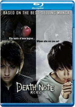 Death Note 2006 m720p BluRay x264-BiRD